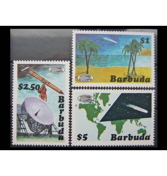 "Барбуда 1986 г. ""Комета Галлея"""