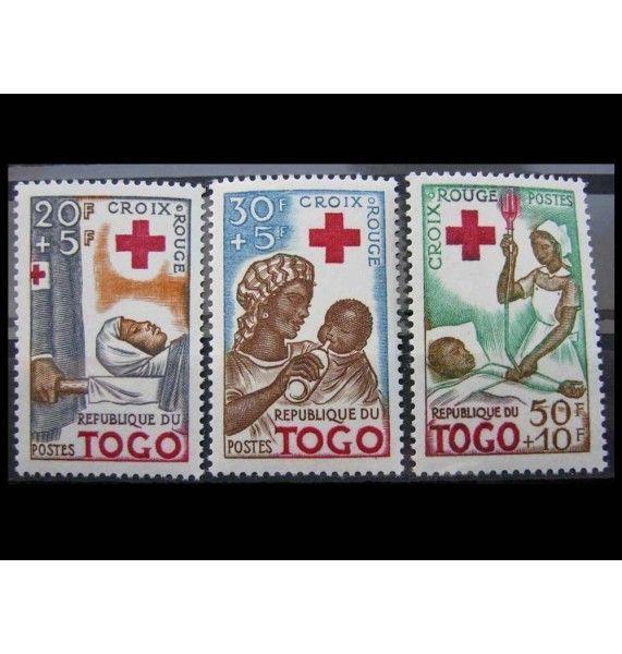 """Того 1959 г. """"Красный Крест"""""""