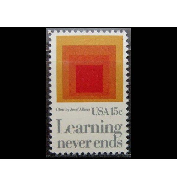 """США 1980 г. """"Образование"""""""