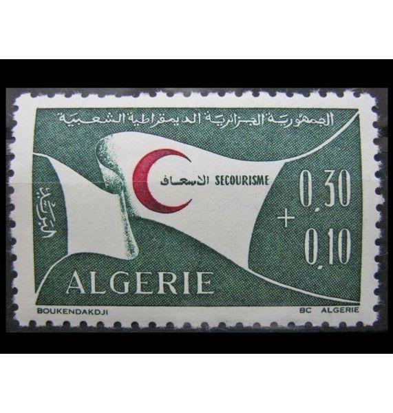 """Алжир 1971 г. """"Красный полумесяц"""""""