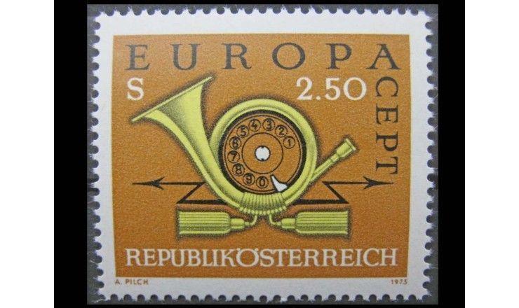 """Австрия 1973 г. """"Европа CEPT"""""""