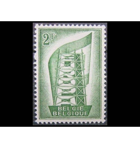 """Бельгия 1956 г. """"Европа С.Е.Р.Т."""""""