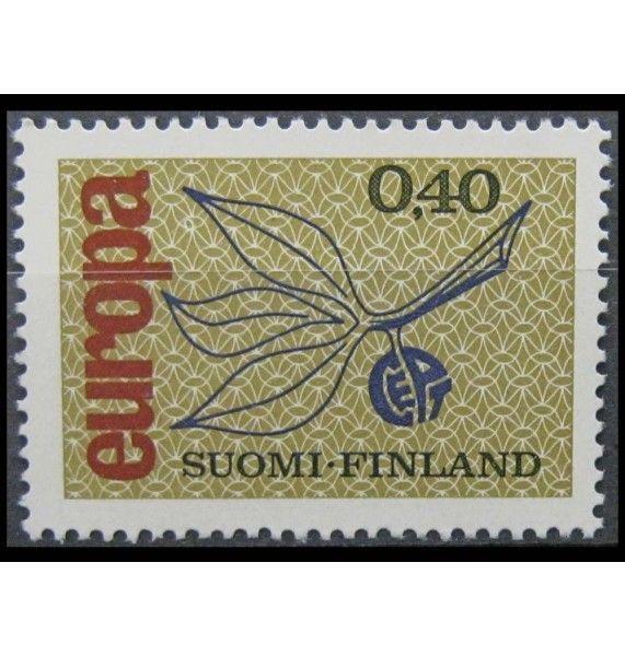 """Финляндия 1965 г. """"Европа С.Е.Р.Т."""""""