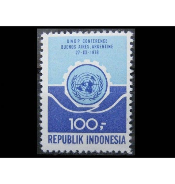 """Индонезия 1978 г. """"Конференция по техническому сотрудничеству"""""""