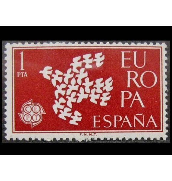 """Испания 1961 г. """"Европа C.E.P.T."""""""