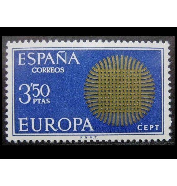 """Испания 1970 г. """"Европа C.E.P.T."""""""