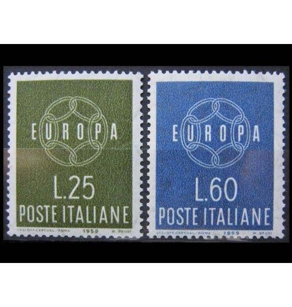 """Италия 1959 г. """"Европа"""""""