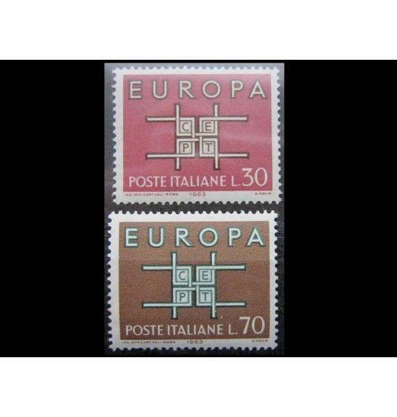 """Италия 1963 г. """"Европа C.E.P.T."""""""