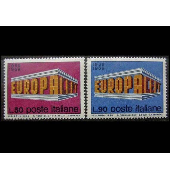 """Италия 1969 г. """"Европа C.E.P.T."""""""