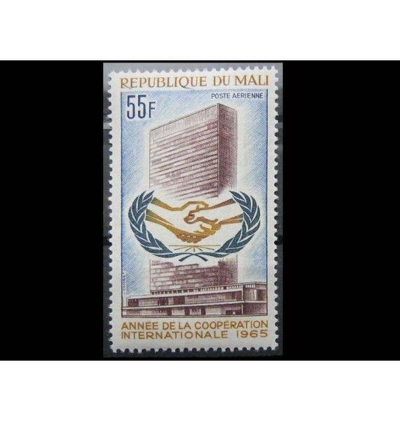 """Мали 1965 г. """"20-летие ООН"""""""