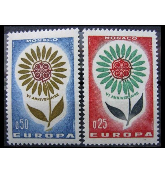 "Монако 1964 г. ""Европа"""