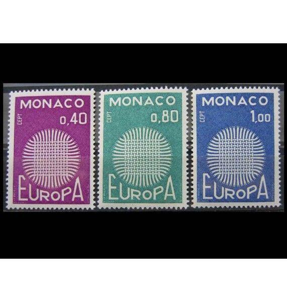 "Монако 1970 г. ""Европа"""