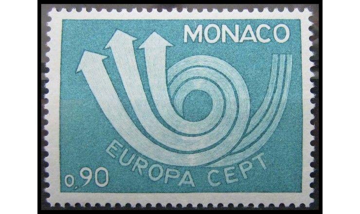 """Монако 1973 г. """"Европа: C.E.P.T."""""""