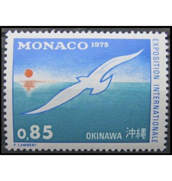 """Монако 1975 г. """"Международная выставка EXPO в Окинаве"""""""