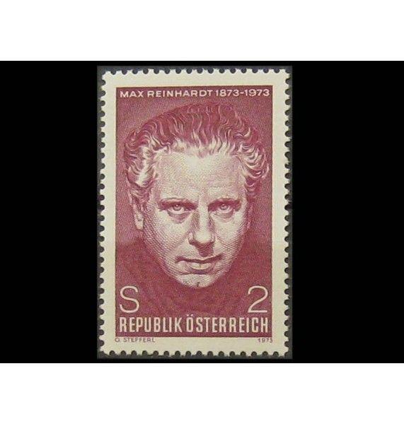 "Австрия 1973 г. ""Макс Рейнхардт"""