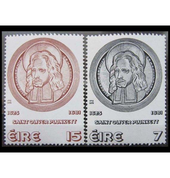 "Ирландия 1975 г. ""Оливер Планкетт"""