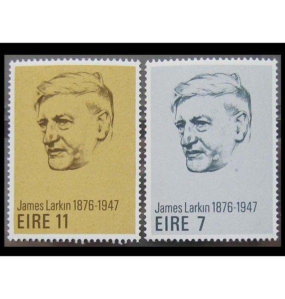 "Ирландия 1976 г. ""Джеймс Ларкин"""