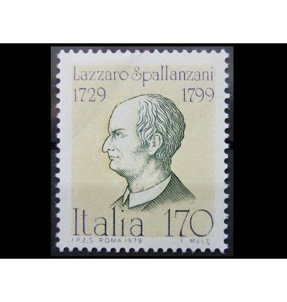 """Италия 1979 г. """"Персоналии"""""""