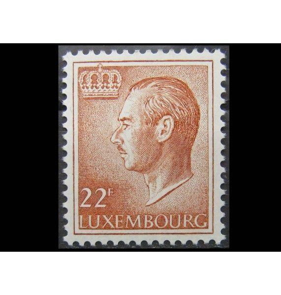 """Люксембург 1991 г. """"Великий герцог Люксембурга Жан"""""""