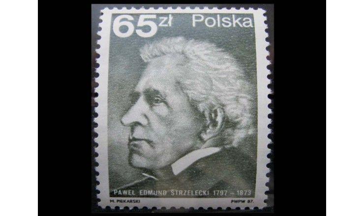 """Польша 1987 г. """"200 лет европейским первопоселенцам в Австралии"""""""
