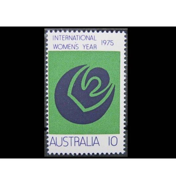 """Австралия 1975 г. """"Международный год женщин"""""""