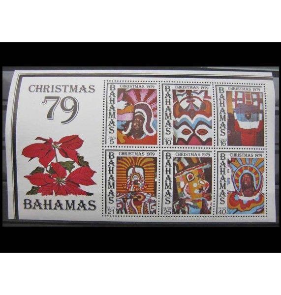 "Багамские острова 1979 г. ""Рождество"""