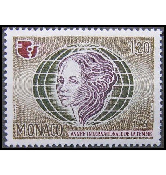 """Монако 1975 г. """"Международный год женщины"""""""