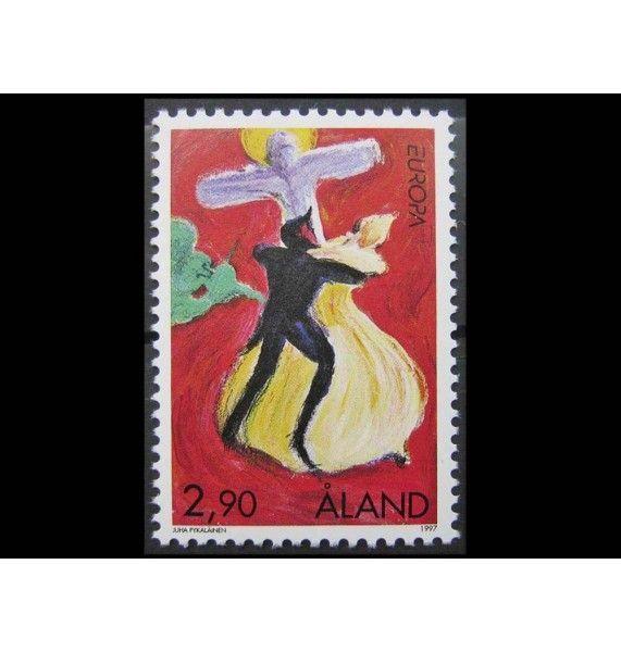 """Аландские острова 1997 г. """"Саги и легенды"""""""