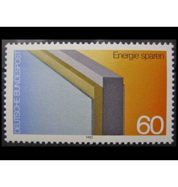 """ФРГ 1982 г. """"Энергосбережение"""""""
