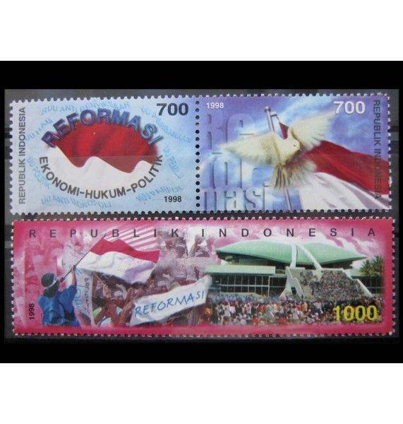 """Индонезия 1998 г. """"Реформы"""""""