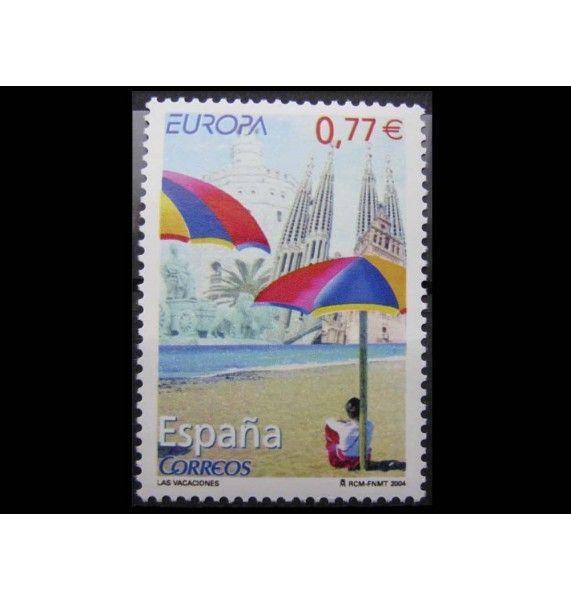 "Испания 2004 г. ""Европа: Отдых"""