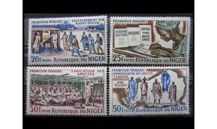 """Нигер 1965 г. """"Государственное образование"""""""
