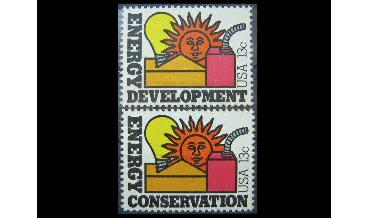 """США 1977 г. """"Энергетическая программа"""""""