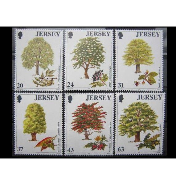 """Джерси 1997 г. """"Деревья"""""""