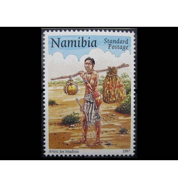 """Намибия 1997 г. """"Всемирный день почты"""""""