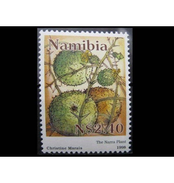 """Намибия 1998 г. """"Растение"""""""