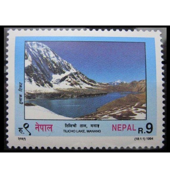 """Непал 1994 г. """"Туризм"""""""