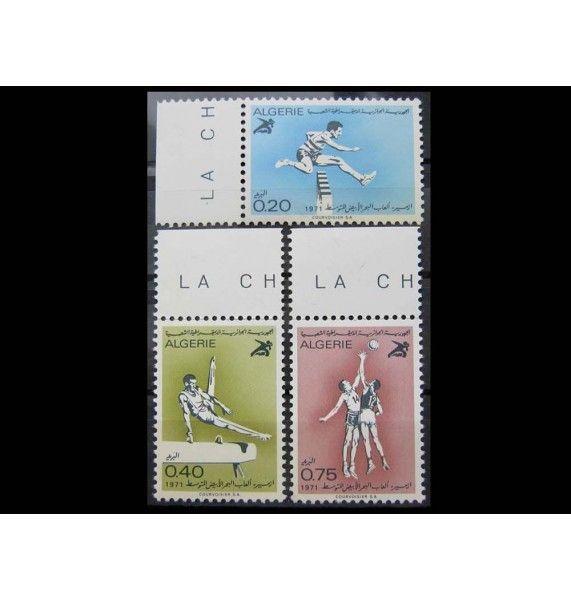 """Алжир 1971 г. """"Средиземноморские игры в Измире"""""""