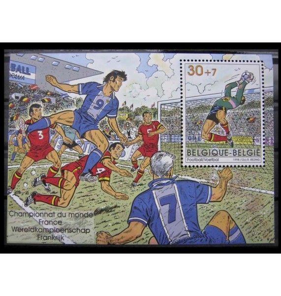 "Бельгия 1998 г. ""Спорт"""