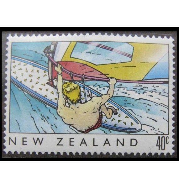 """Новая Зеландия 1989 г. """"Море"""""""