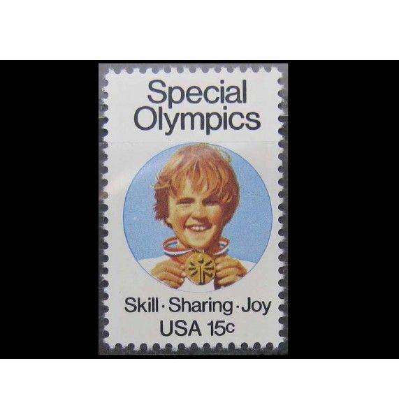"США 1979 г. ""Специальная Олимпиада в Брокпорте"""