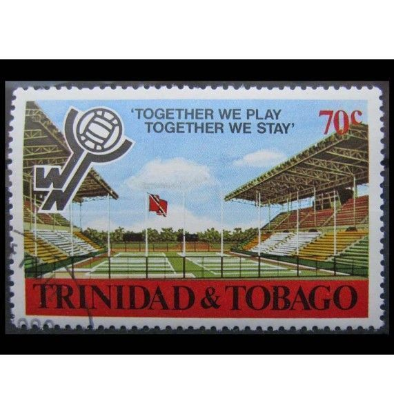 "Тринидад и Тобаго 1980 г. ""Чемпионат мира по нетболу"""