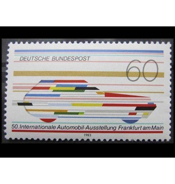 "ФРГ 1983 г. ""Международная автомобильная выставка"""